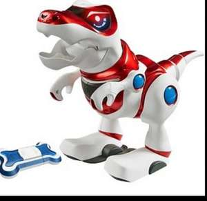 Hamleys Teksta T-Rex now £40 + £5.50 P&P @ Hamleys