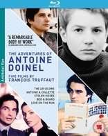 The Adventures of Antoine Doinel: Five Film Truffaut Collection Blu ray pre-order £30.99 @ Moviemail