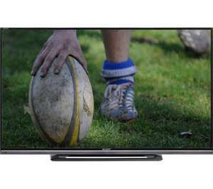 "SHARP LC50LD266K 50"" LED TV from Currys  £329.00 web exclusive price"
