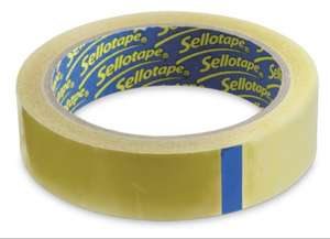 Sellotape 50m Roll - 89p @ Aldi
