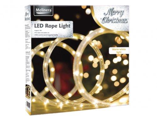 10 metre LED ropelight, Lidl, £11.99