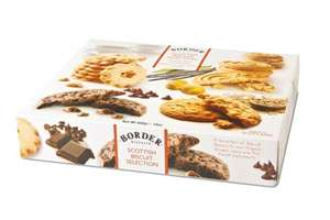 Border Biscuit Selection Box £3.00 @ Asda