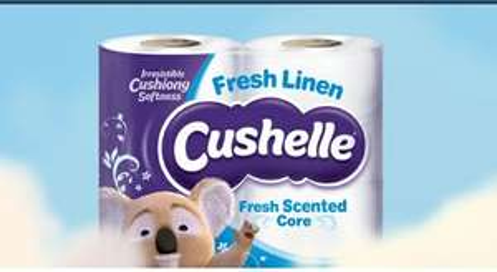 Cushelle Toilet roll  24 rolls £7.49 @ Lidl
