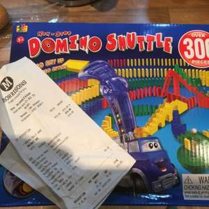 Domino Shuttle £10 @ Morrisons