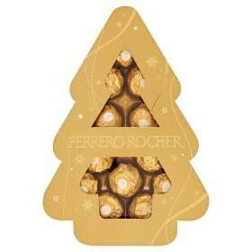 Asda Ferrero Rocher Christmas Trees 3 for £10
