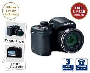 Fold Out Flash Bridge Camera SZ350 £99.99 @ Aldi
