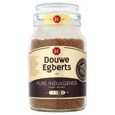 Douwe Egberts PURE INDULGENCE Instant Coffee 190G 1/2 price £3.29 @ Morrisons