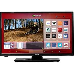 "HITACHI 32HYT46U 32"" Full HD Smart LED TV with Freeview HD £199.99 @ Argos"