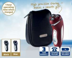 Rotary Shaver Gift Pack £19.99 @ ALDI