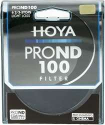 Hoya 77mm Pro Neutral Density ND 100 £37.96 @ Cameraking