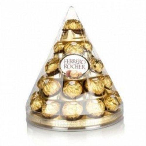 Ferrero Rocher cone at Asda (17 pieces) 3 for £10