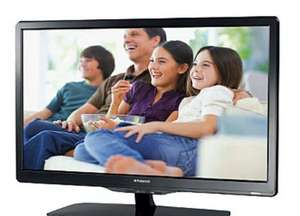 "Polaroid 19"" LED TV with built-in DVD player - 720p £89 @ Asda Direct"