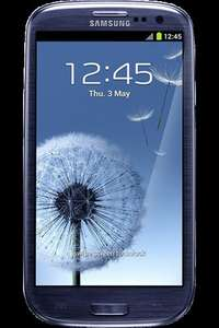 Galaxy s3 4G 19305 2gb ram on contract 300mins, unlimited text and unlimited 4g internet £17 a month at mobileshop.com