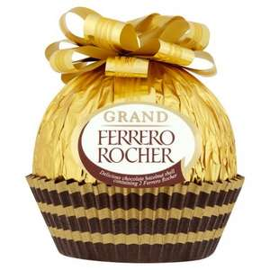 Grand Ferrero Rocher (NEW Big one with 2 small inside) Tesco £4
