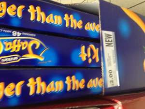 Christmas Yard of Jaffa Cakes (4 boxes) @ Tesco Express In Store £2 bargain