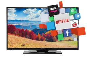 "Finlux Direct 39"" Full HD Smart LED Freeview HD TV (39FPD274B-T) £199.99"