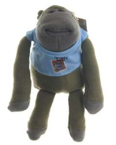 "PG Tips Monkey 12"" Soft Toy £3.99 @ Home Bargains"