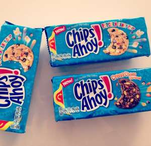Chips Ahoy Cookies £1 in Poundland