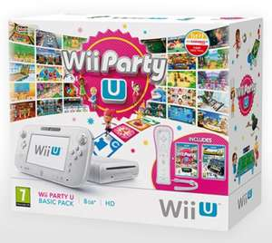 Wii U Basic Console W/ Wii U Party, Nintendo Land And Extra Controller £159.99 Delivered @ Shopto Via eBay or Rakuten (Same Bundle With Just Dance Same Price)