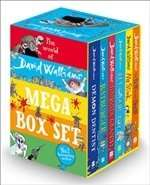 The World of David Walliams: 6-Book Mega Box-Set £19.99 at Agreatread.co.uk
