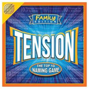 Tension Board Game £10 (free local collection) @ Tesco
