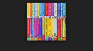 Roald Dahl 15 book collection £16.99 @ Costco instore