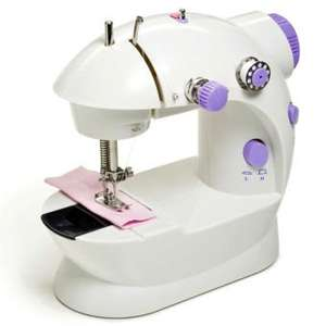 Mini Sewing Machine now just £10 using code at Hobbycraft