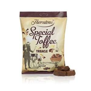 Thornton's Special Toffee Treacle/Liquorice 69p @ Home Bargains
