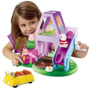 Peppa pig weebles Grandma and Grandpa House was £49.99 now £29.99,  plus free peppa pig treehouse with spend over £50, free delivery and £5 off code @toysrus