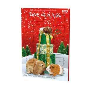 Advent calendars for pets for only £2 (click&collect) @ Pets at Home
