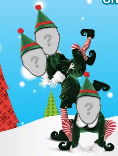 Free Elf Yourself Christmas Dance Videos @ Elfyourself.com
