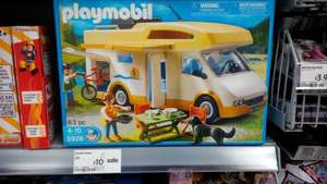 Playmobil 5928 Camper Van Down from £25 to £10 in ASDA Slough