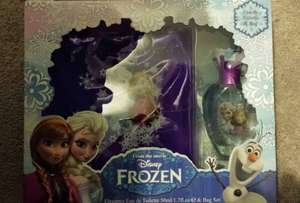 Frozen gift set containing handbag and perfume ONLY £5 in Primark!