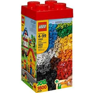 LEGO 10664 Creative Tower XXL (1600 pieces) £37.49 @ The Toy Shop (Entertainer)