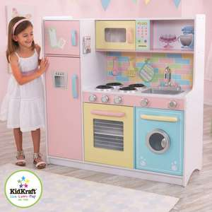 KidKraft Deluxe Culinary Kitchen (3+ Years) £79.99 @ Costco