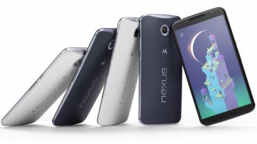 Nexus 6 from Play Store £499 White & Black 32 GB