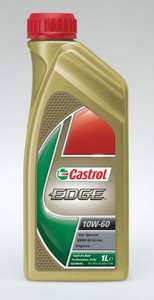 Castrol Edge 10W/60 1L Fully Synthetic Car Engine Oil BMW M-Models @ £10.99 Unipart Outlet on eBay