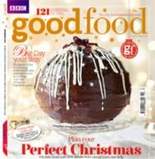 £5 BBC Good Food Magazine Subscription - Secret Santa or Stocking Filler Idea