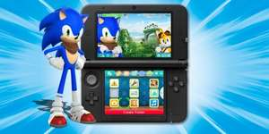 Free Sonic Theme for Nintendo 3DS