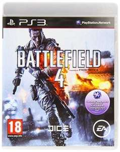 Battlefield 4 (PS3/X360) £7.09 Delivered @ Base Via Rakuten (Using Code)(Kingdom Hearts HD 1.5 Remix Same Price)
