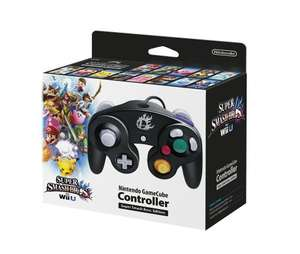 New Nintendo Gamecube Controller (Wii U Smash Bros Edition) £22.85 delivered @ amazon