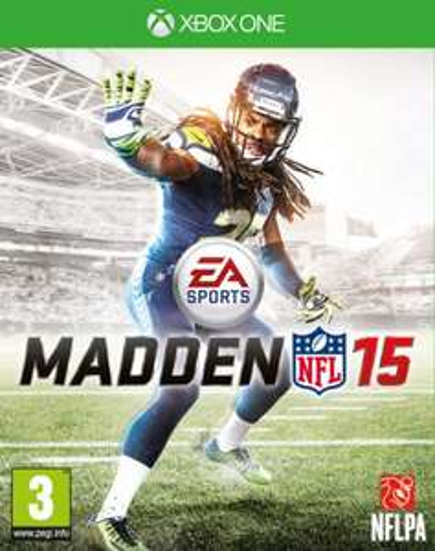 Madden NFL 15 (Xbox One) - £34.85 Amazon