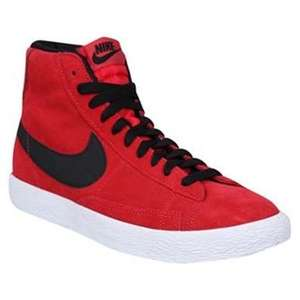 USC Nike Blazer Mid Vintage Youth Trainers £27.99 Delivered To Home. Down From £47