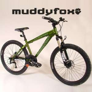 muddyfox hooligan therapy mountain bike £100 @ Sports Direct