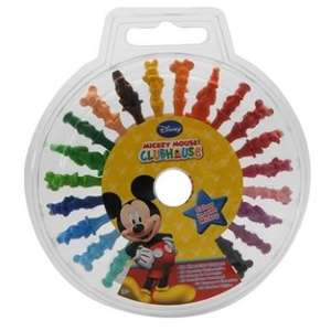Disney 20 pack character crayons £5 Disney princess £4 was £11.99 @ sports direct