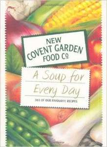 New Covent Garden Soup Company Hardback £5 Amazon (Free delivery with prime/£10 spend)