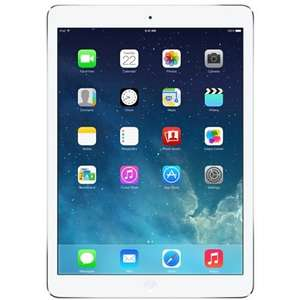 Refurbished iPad Air Wi-Fi 16GB - Silver / Space Grey £269 @ Apple