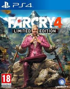 Far Cry 4 (PS4/Xbox One) £33.95 Delivered @ TheGameCollection Via Rakuten (Using Code)