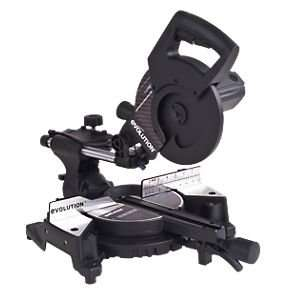 Evolution Stealth Mitre Saw - £92 - Save £57.99 @ B&Q