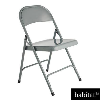 Habitat-branded folding chairs from Homebase, 36% off regular price - £6.40